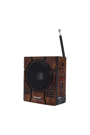 KAMAL KM-1818 USB RADYO PLAYER ELK02005