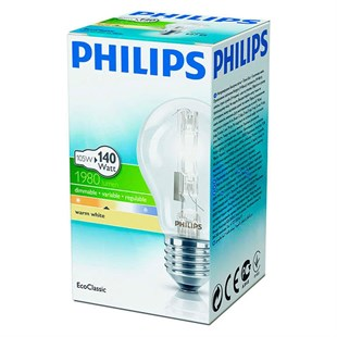 PHILIPS ECO CLASSIC NORMAL AMP 105W/A55CL E-27 925701044217